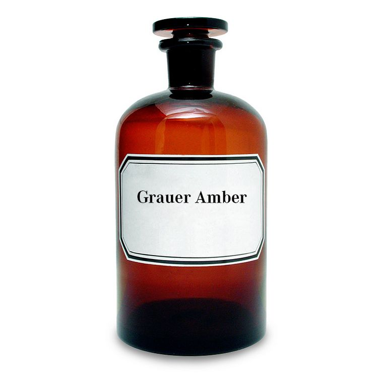 Grauer Amber [Vertigopas]