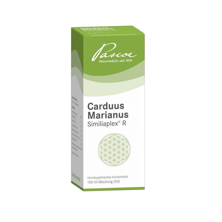Carduus marianus Similiaplex R 100 ml Packshot PZN 04193562