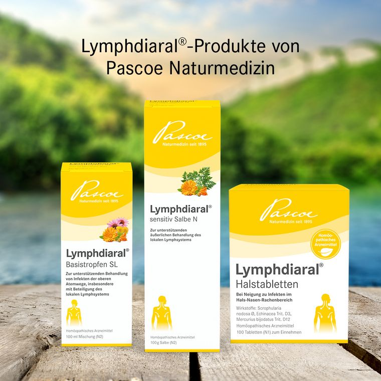 Lymphdiaral-Familie