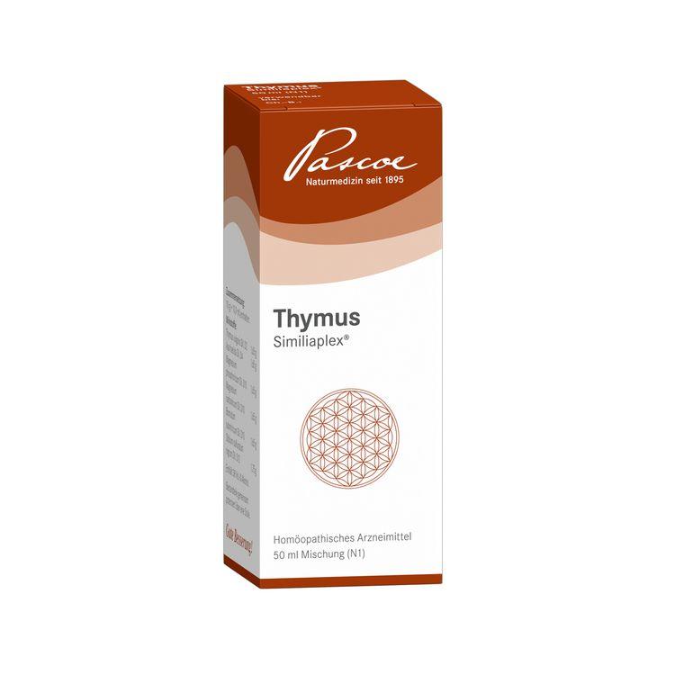 Thymus Similiaplex