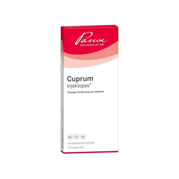 Cuprum-Injektopas