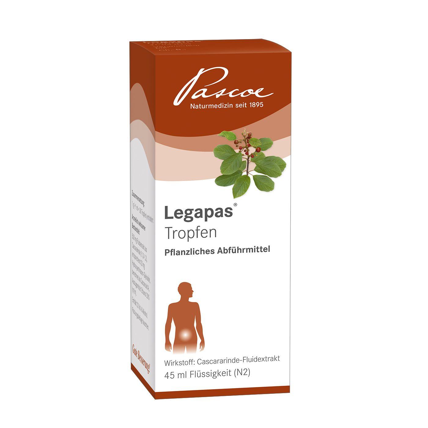 Legapas 45 ml Tropfen Packshot PZN 01516674