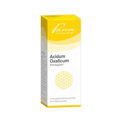 Acidum Oxalicum Similiaplex