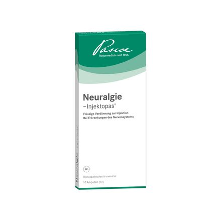 Neuralgie-Injektopas