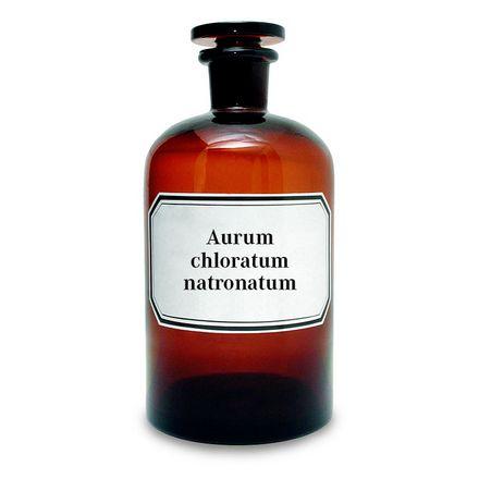 Natriumtetrachloroaurat(III)