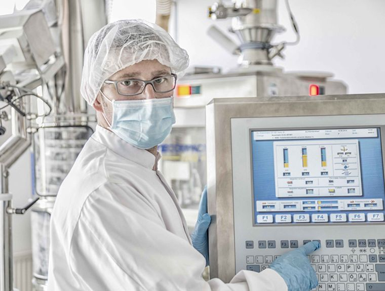 Lohnhersteller Pascoe Naturmedizin