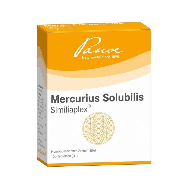 Mercurius solubilis Similiaplex