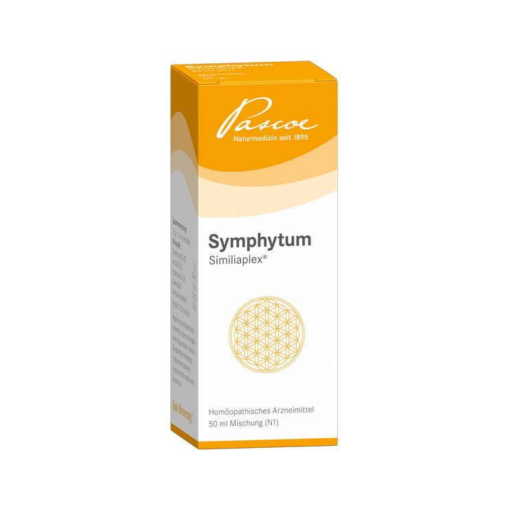 Symphytum Similiaplex 50 ml Packshot PZN 01355679