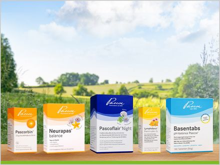 Pascoe Produkte