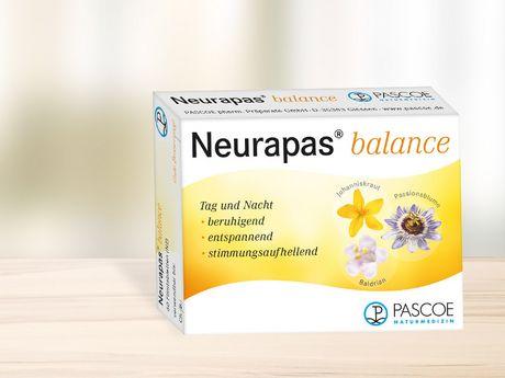 Neurapas ® balance von PASCOE Naturmedizin