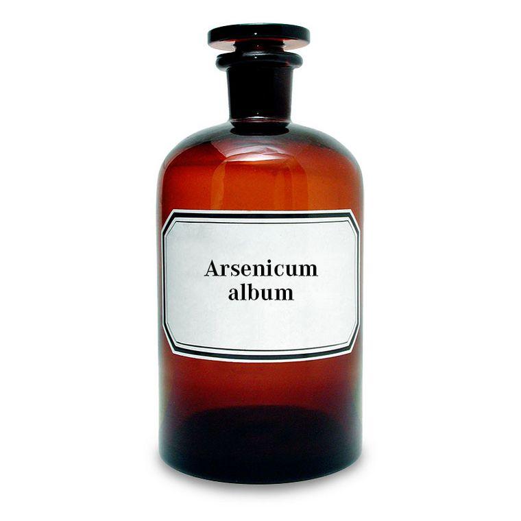 Arsen(III)-oxid [Gripps Tabletten]