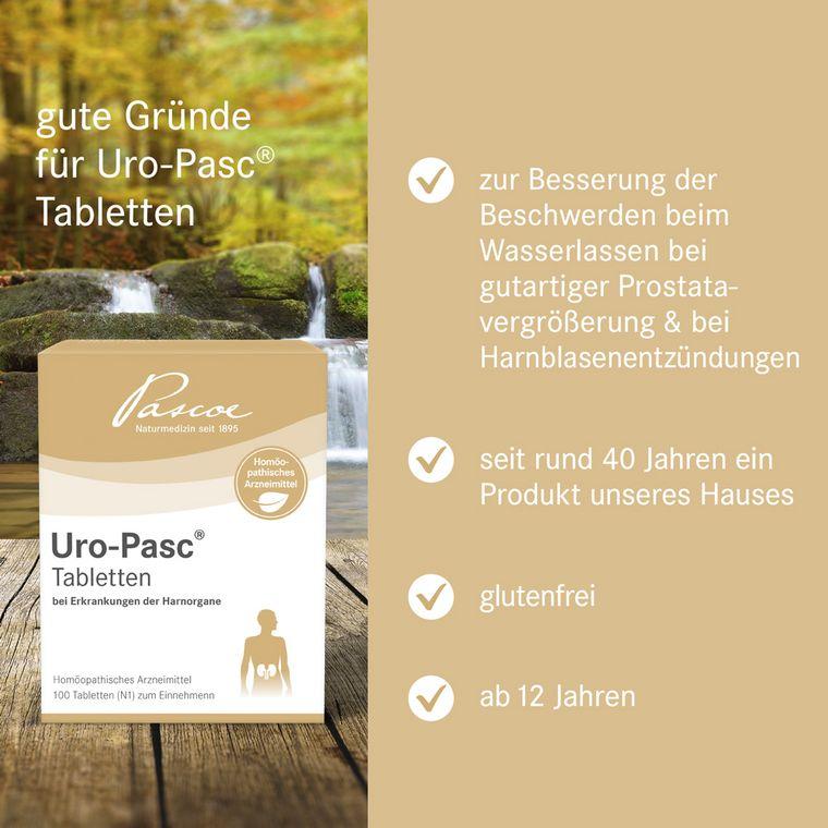 [Translate to Englisch:] Gute Gründe für Uro-Pasc