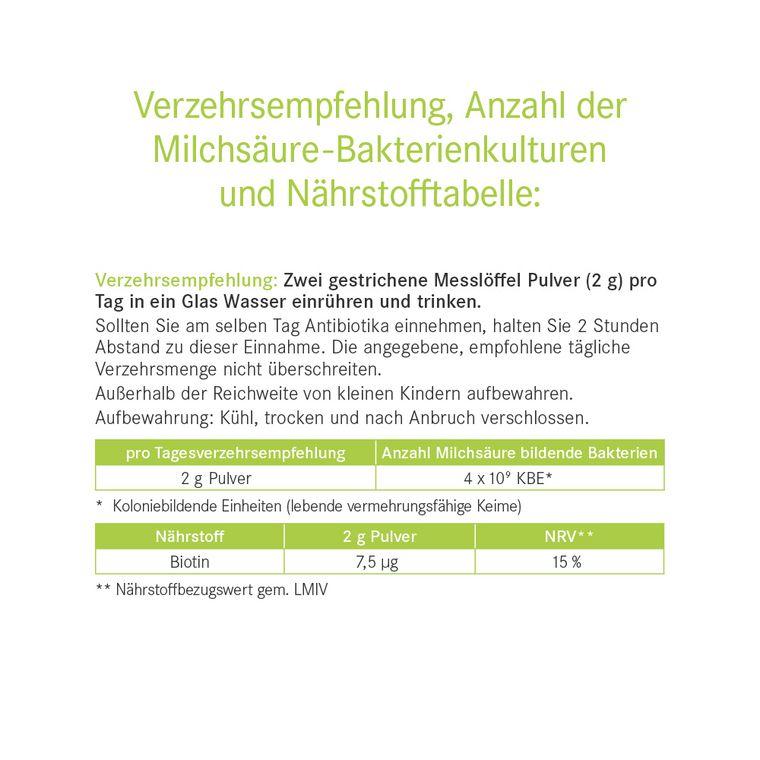Pascoflorin sensitiv Inhaltsstoffe