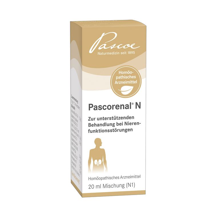 Pascorenal N 20 ml Packshot PZN 00781115