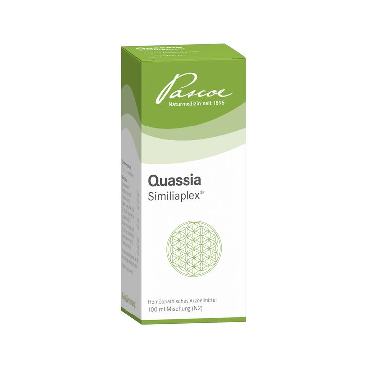 Quassia Similiaplex R 100 ml Packshot PZN 04193639