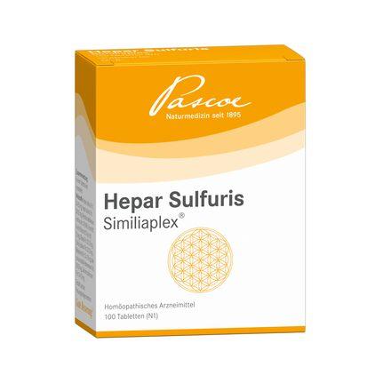 Hepar sulfuris Similiaplex