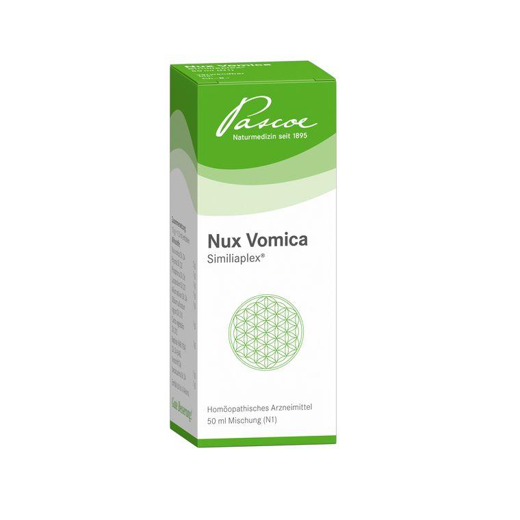 Nux Vomica Similiaplex 50 ml Packshot PZN 01353640