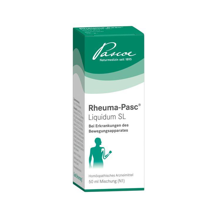 Rheuma-Pasc Liquidum SL 50 ml Packshot PZN 00423924