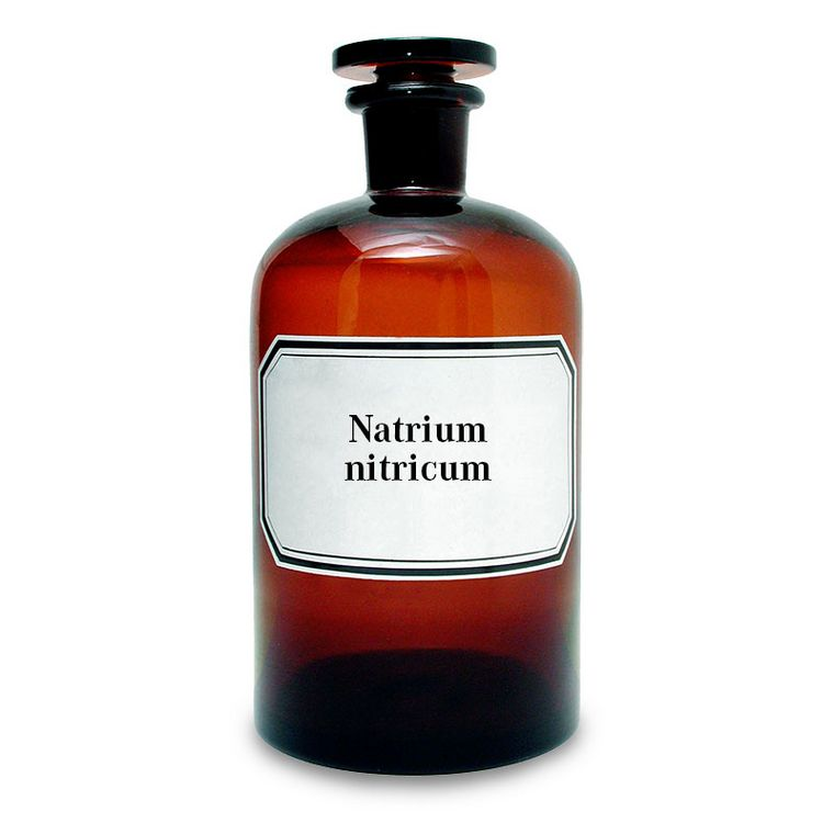 Natriumnitrat [Rheuma-Pasc Liquidum SL]