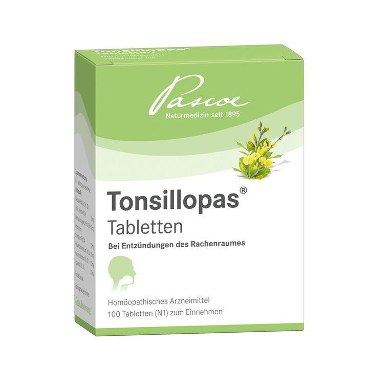 Tonsillopas Tabletten