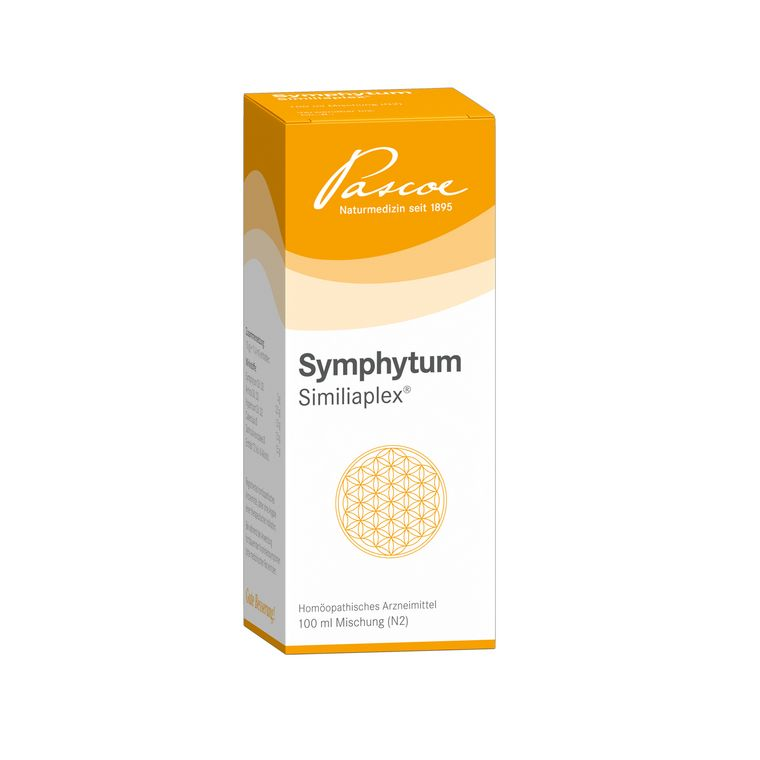 Symphytum Similiaplex 100 ml Packshot PZN 02525876