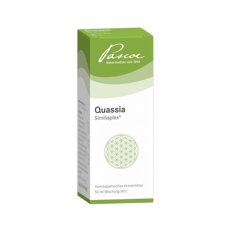 Quassia Similiaplex R 50 ml Packshot PZN 04193622