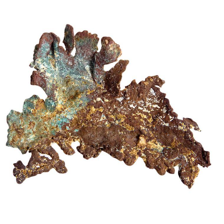 Kupferarsenit [Kolipas]