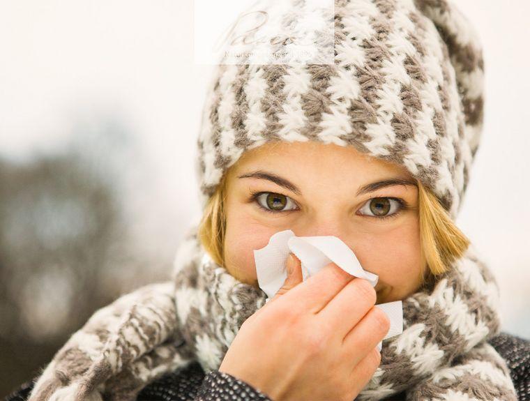 Herbstzeit - Erkältungszeit
