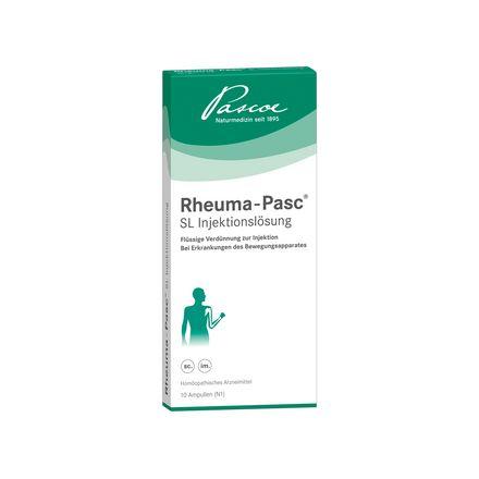 Rheuma Pasc SL Injektionslösung