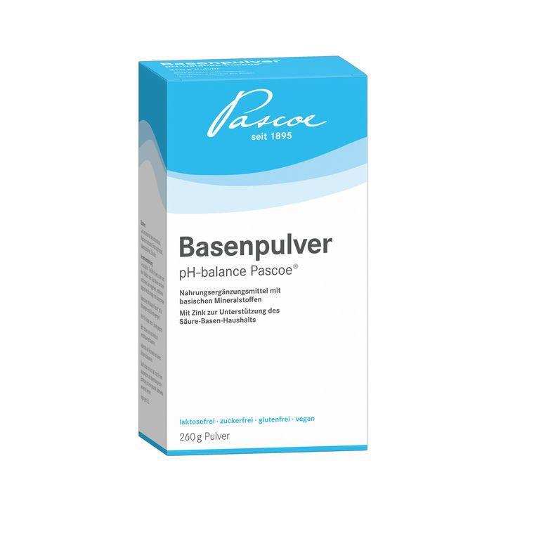 Basenpulver pH-balance Pascoe