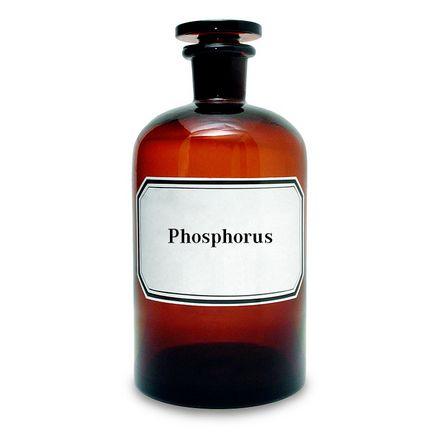 Gelber Phosphor [Gripps Tabletten DE]
