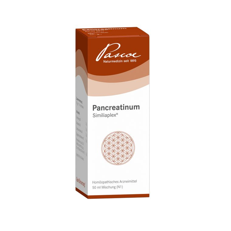 Pancreatinum Similiaplex 50 ml Packshot PZN 02068309