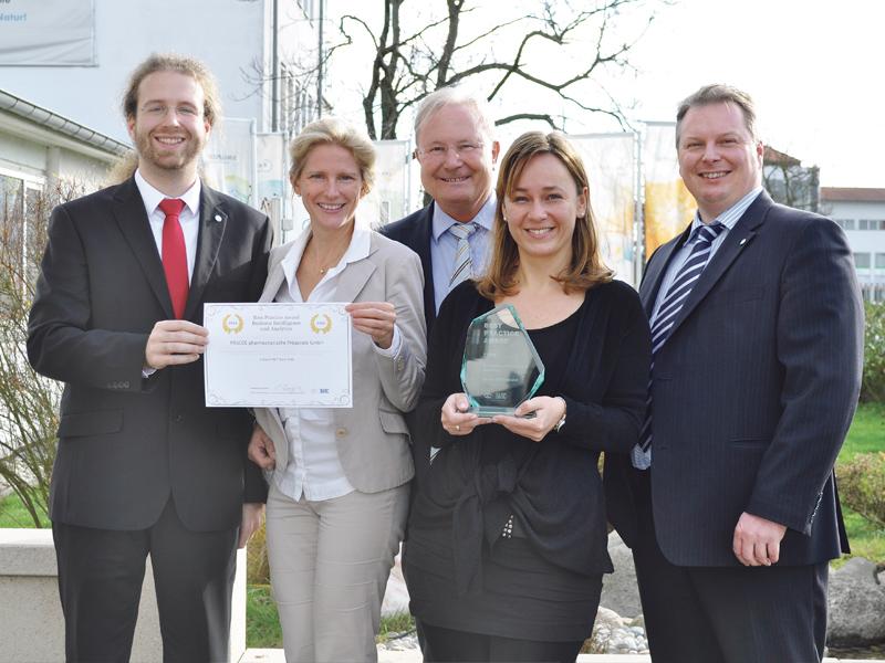 Best Practice Award 2015