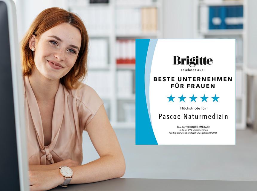 Auszeichnung Brigitte