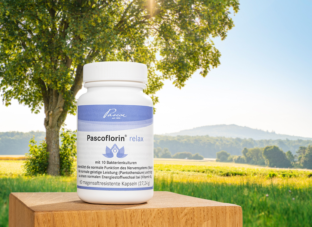 Pascoflorin relax