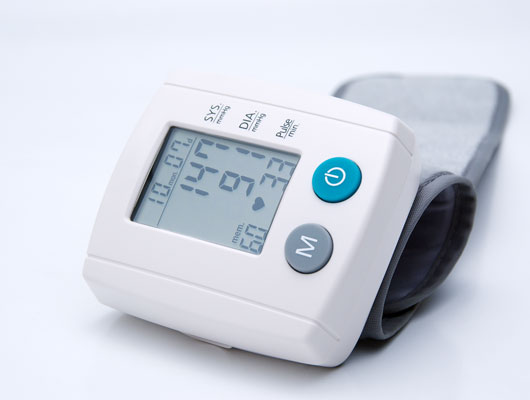 Wie misst man den Blutdruck?