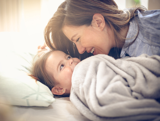 Schlafstörungen bei Babys und Kindern