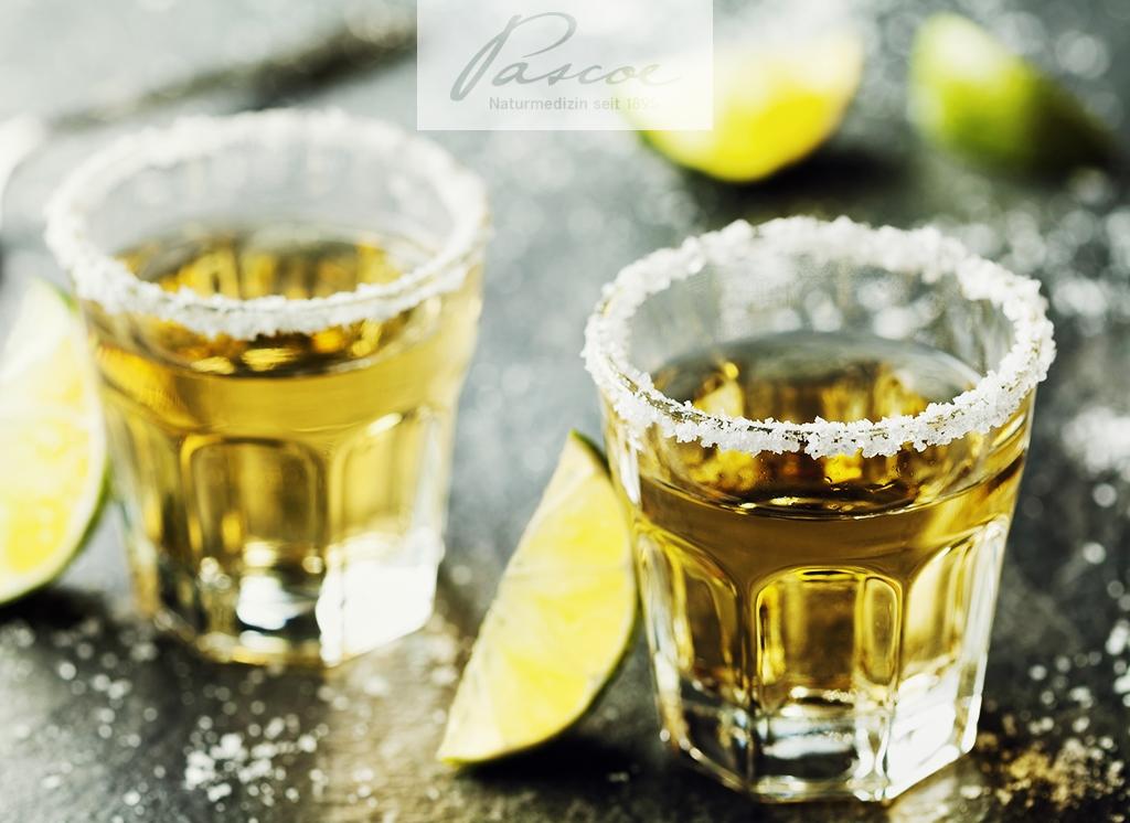 Gemeinsamkeit von Tequila und Pascoflorin