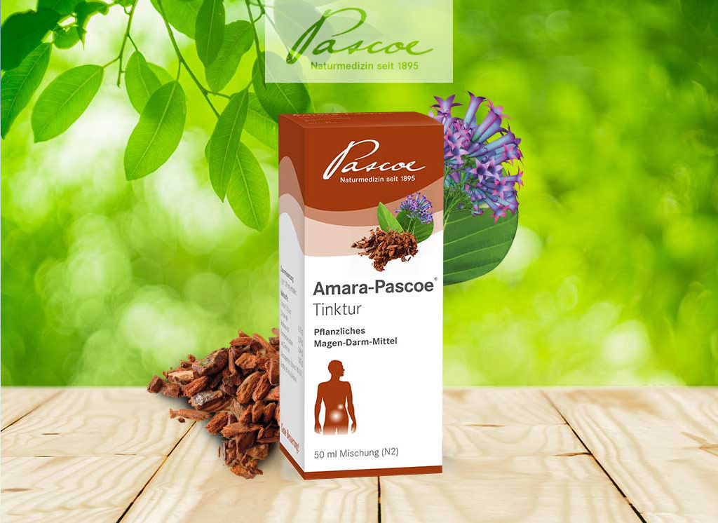 Amara-Pascoe® wird 60 Jahre alt