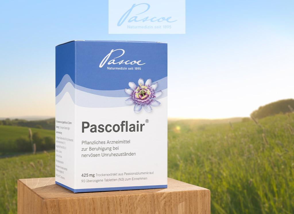 Pascoflair - zurück auf den Weg der Entspannung