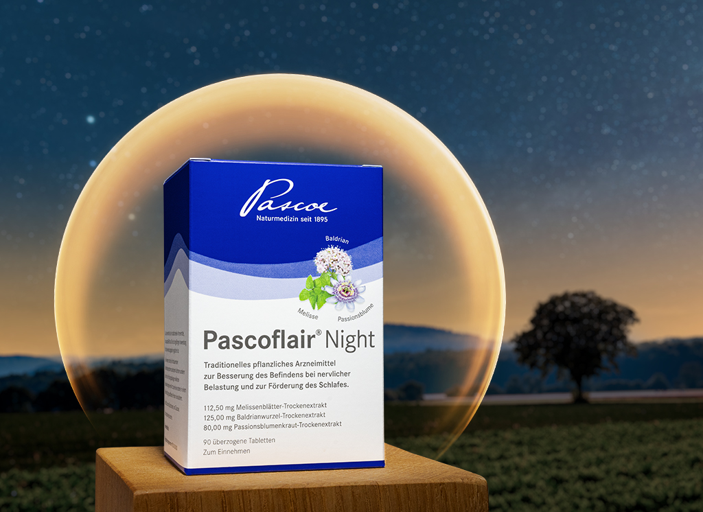 Pascoflair Night Produktabbildung