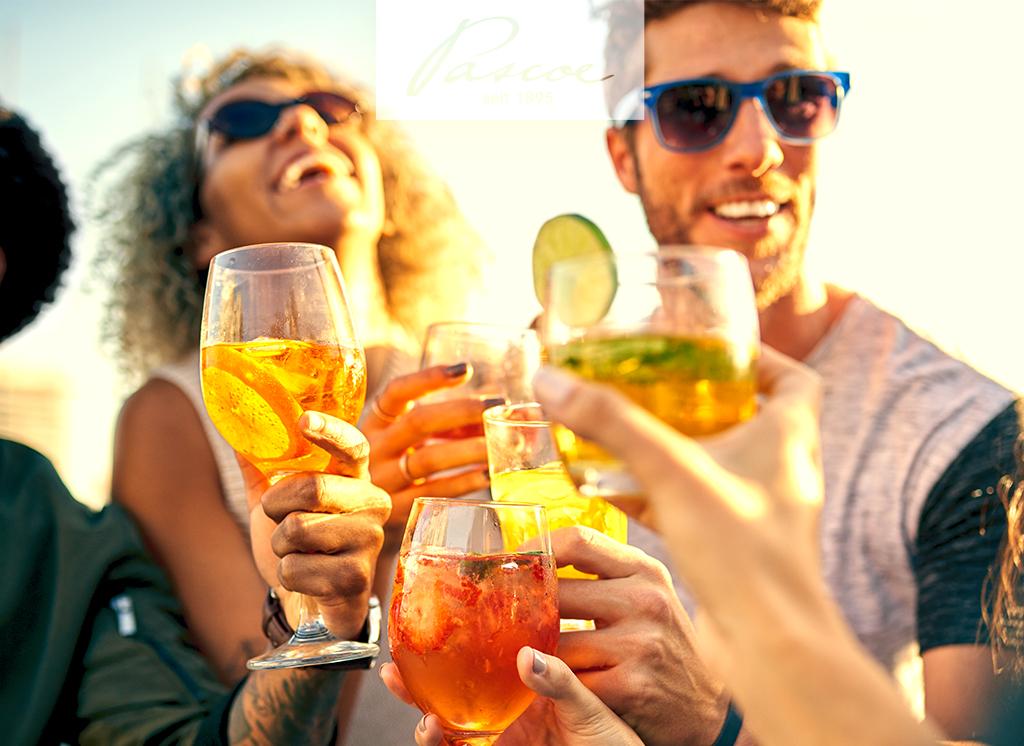 Alkohol im Sommer: An Elektrolytverlust und den Säure-Basen-Haushalt denken