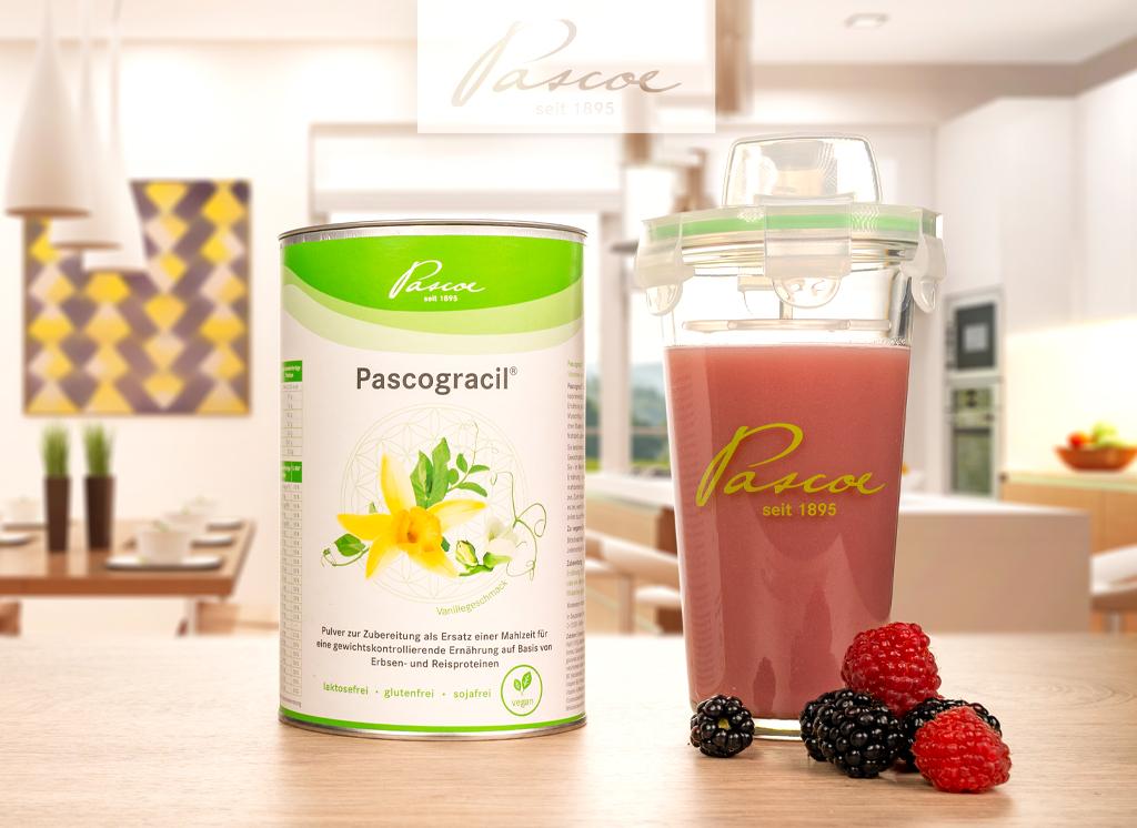 Mehr Abwechslung für den Pascogracil-Shake