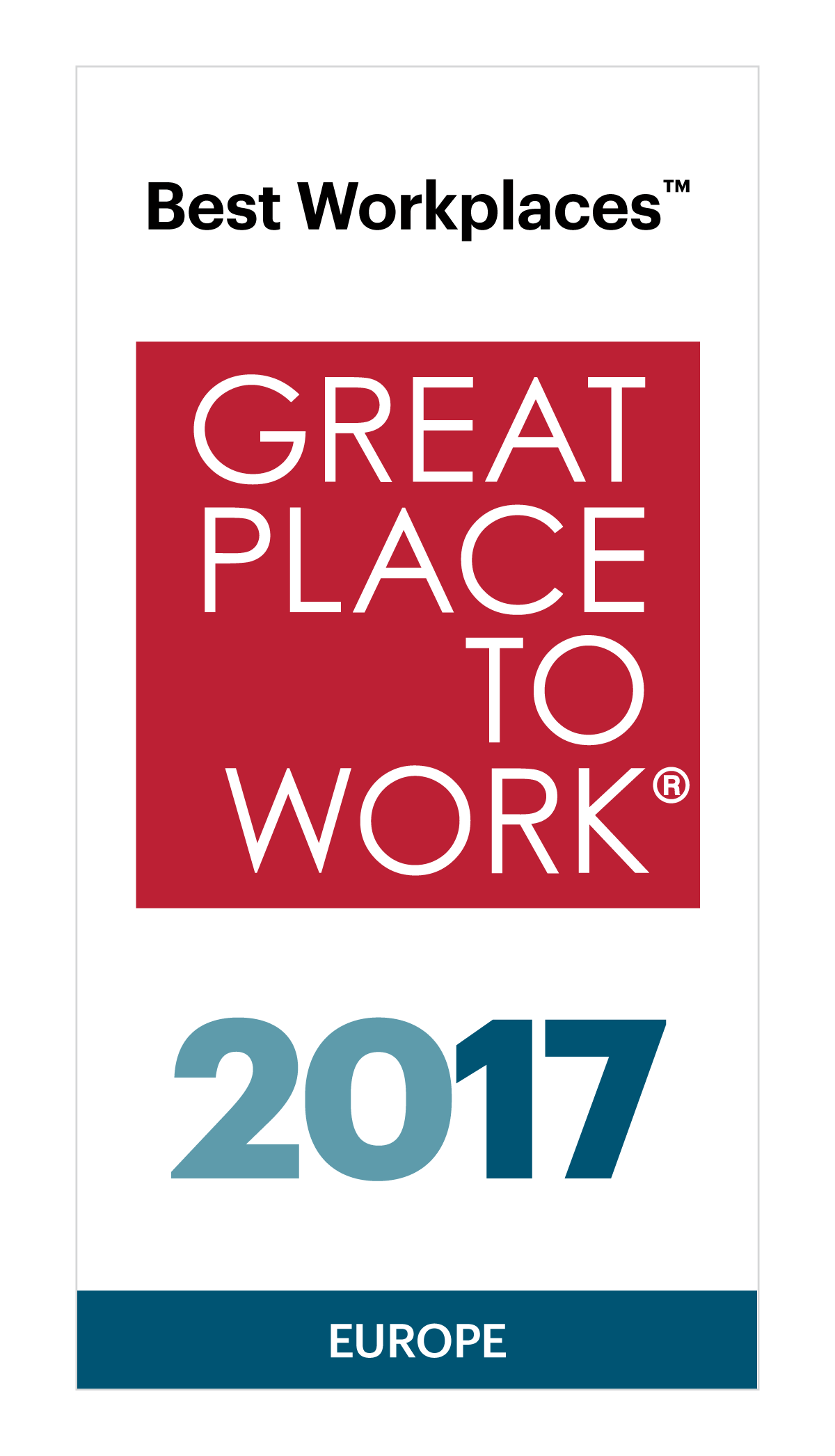 Best Workplace Europe