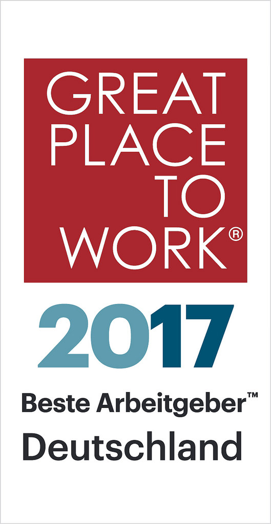 Great Place to Work Logo Pascoe 2017