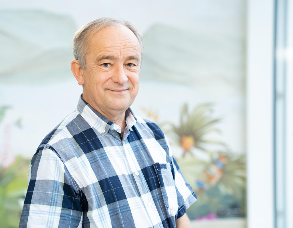 Herr Dr. med. Harald Herget