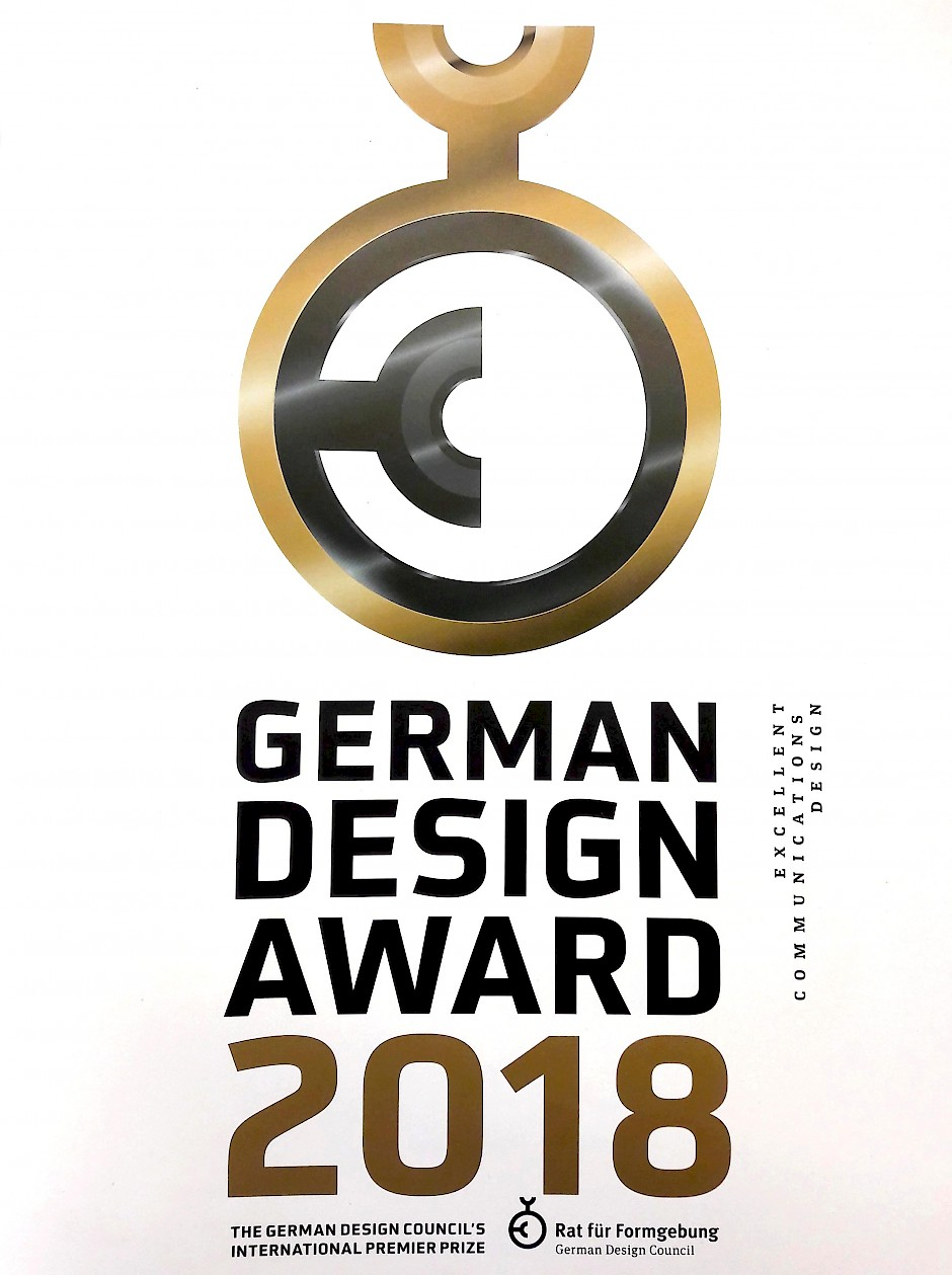 German Design Award 2018 Pascoe